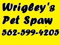 Wrigleys Pet Spaw